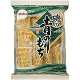 栗山米菓 磯の青のりもち 12枚×20袋