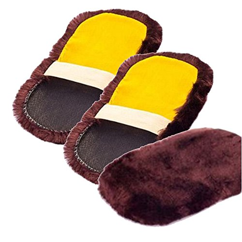 BEATON JAPAN 靴磨きクロス 革製品 お手入れ ウ...