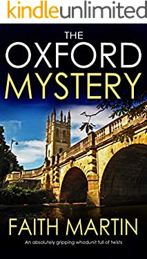 THE OXFORD MYSTERY an absolutely gripping whodunit full of twists