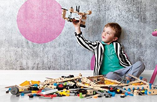 『BRIO (ブリオ) ビルダー スターターセット [ 工具遊び おもちゃ ] 34586』の5枚目の画像