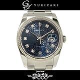 ロレックス ROLEX デイトジャスト 116234G ブルーコンピューター文字盤 メンズ 腕時計 【中古】