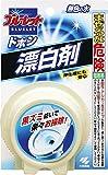 ブルーレットドボン漂白剤 トイレタンク洗浄剤 無色の水 120g