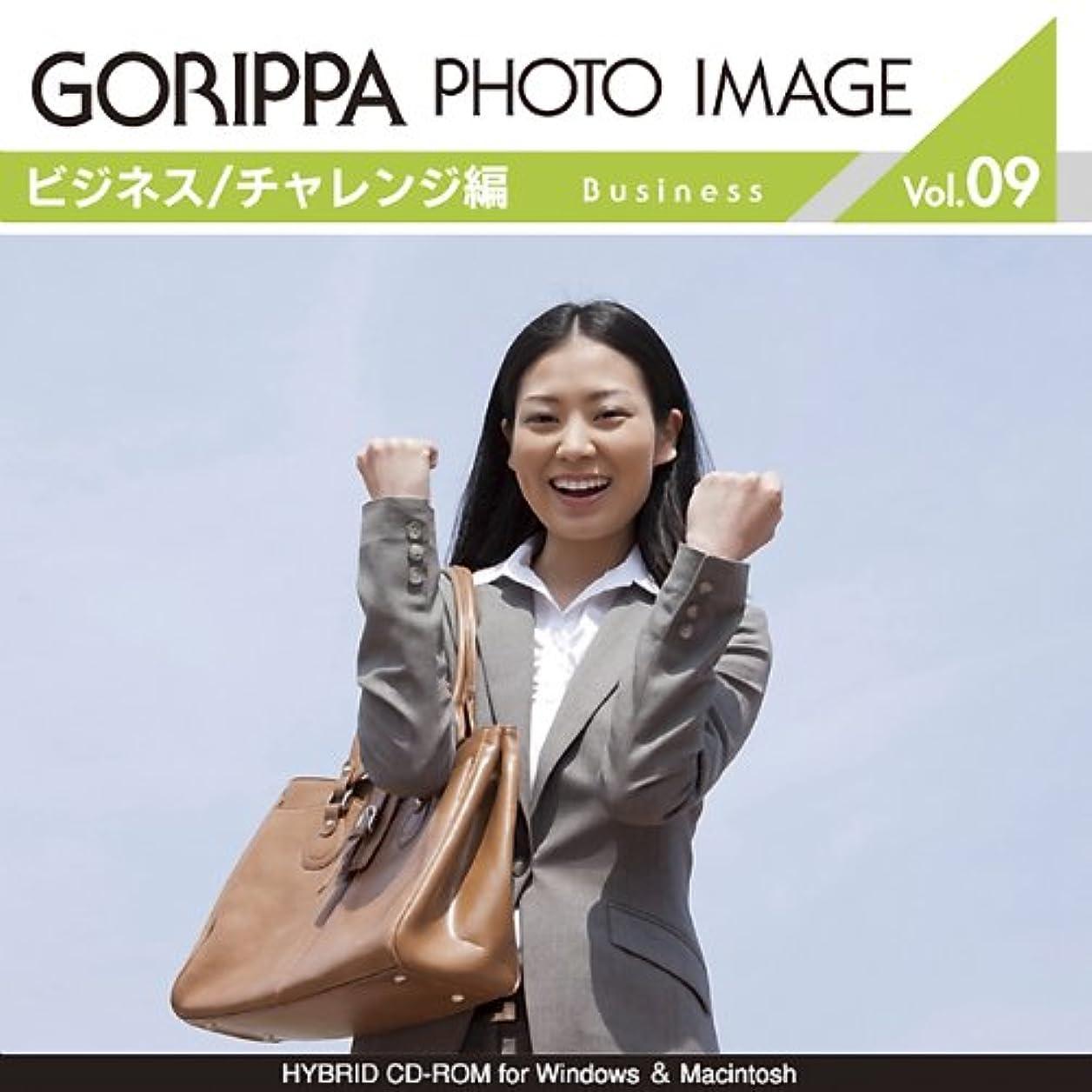 GORIPPA PHOTO IMAGE vol.9 ?ビジネス/チャレンジ編?