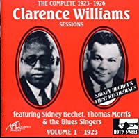 Complete C.Williams Sessions