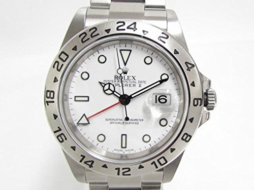 ROLEX(ロレックス)エクスプローラー2 16570 Z番 中古 腕時計