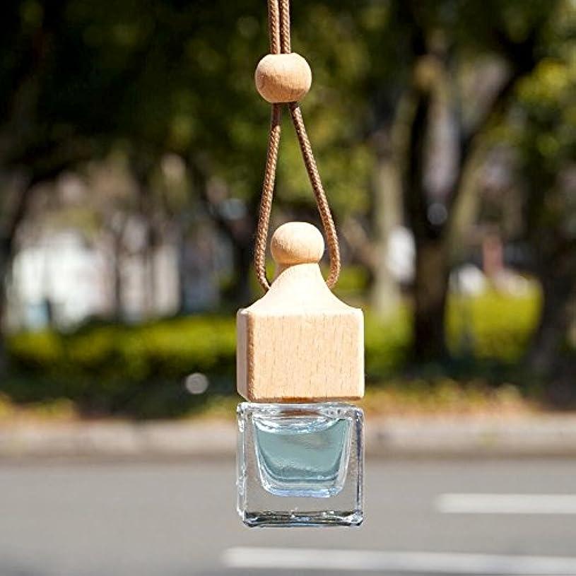 ナプキン泣き叫ぶパズル車用アロマディフューザー ローズムスクフレグランスオイルセット(スポイト無料プレゼント)