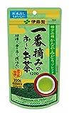 伊藤園 一番摘みのおーいお茶 1200 かなやみどり 100g