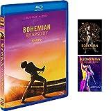 【Amazon.co.jp限定】ボヘミアン・ラプソディ 2枚組ブルーレイ&DVD (オリジナルアートカード2枚セット付き) [Blu-ray]