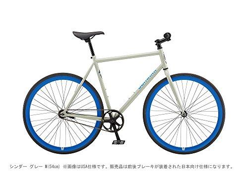 SCHWINN(シュウィン) 17'RACER(レーサー) シングルスピードバイク シンダーグレー S(52cm) ZSX15402
