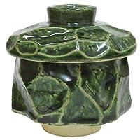 茶碗蒸しの食器 織部 しのぎ彫(内白) 業務用 和食器