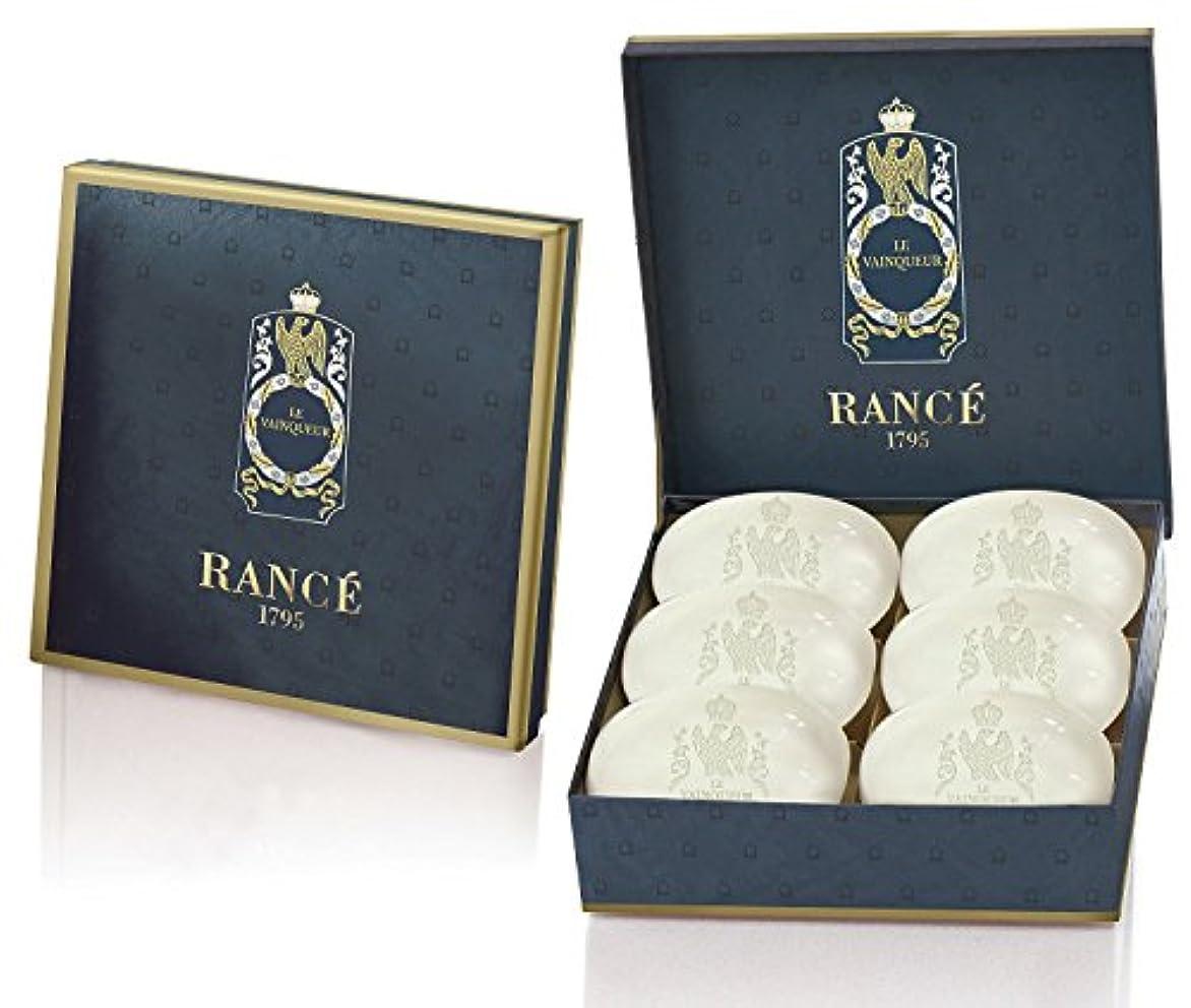 切断するコンサート支店Rancé Le Vainqueur Soapbox(ランセ ル ヴァンカー ソープボックス)6 x 100g [並行輸入品]