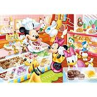 80ピース 子供向けパズル ミッキーのケーキやさん 【チャイルドパズル】