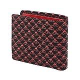 INDEN-YA 印傳屋 印伝 財布 二つ折り財布 メンズ 男性用 たかね 赤富士 2803-21