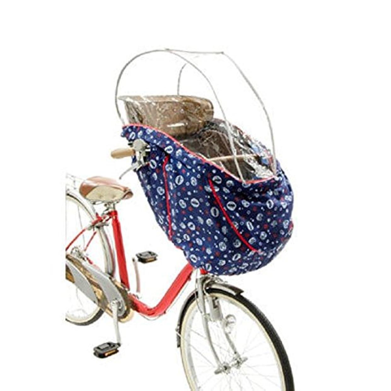 くしゃみ助けてファウルOGK技研 まえ幼児座席用ソフト風防レインカバー RCH-003 アンパンマン仕様 専用袋付き 44351