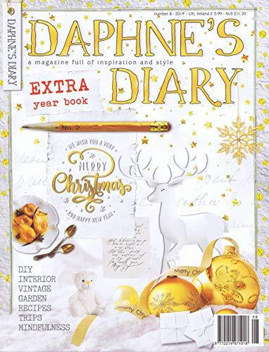 Daphne'S Diary [BE] No. 8 19 2019 (単号)