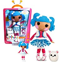 MGA Entertainment Lalaloopsy Sew Magical! Sew Cute! Limited Edition 12 Inch Tall Button Doll - Mittens Fluff 'N' Stuff with Pet Polar Bear and Bonus Mini 3 Inch Doll by Lalaloopsy [並行輸入品]