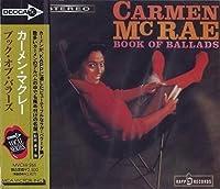 Book of Ballads by Carmen Mcrae (1992-11-21)