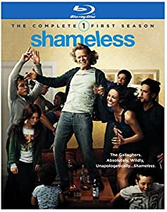 Shameless: The Complete First Season [Blu-ray] [Import]