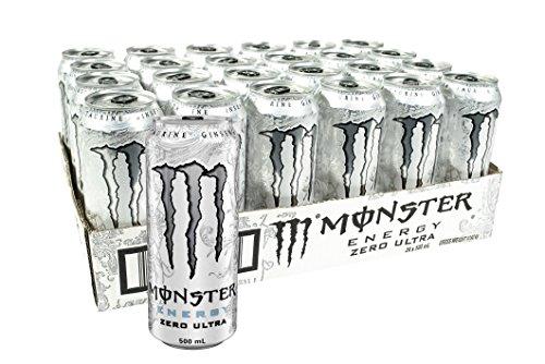 Monster Energy Drink Zero Ultra 24 x 500 mL