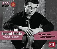 Coffrets Rtl Classiques-Korcia Violon