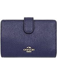 [コーチ] COACH 財布 (二つ折り財布) F11484 レザー 二つ折り財布 レディース [アウトレット品] [並行輸入品]
