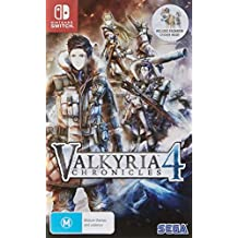 Valkyria Chronicles 4 Legendary Edition (Nintendo Switch)
