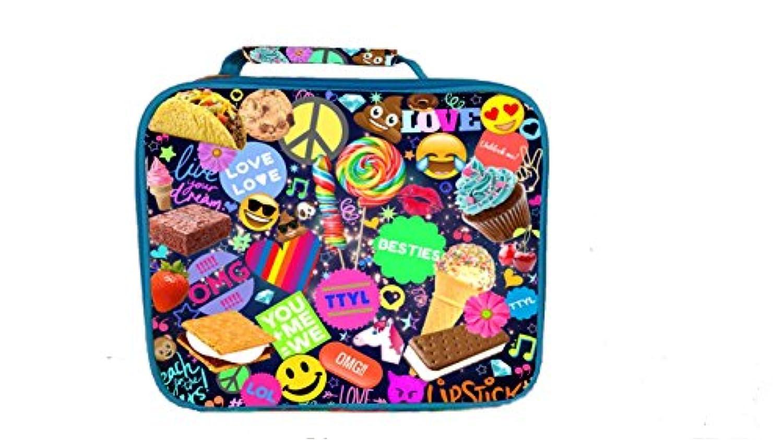 [トップトレンズ]Top Trenz Inc Tasty Print Lunchboxes Stick 1 LB [並行輸入品]