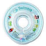 Swimava 【日本正規品60日保証】うきわ首リング(ブルートレイン) SW120BLT