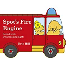 Spot's Fire Engine
