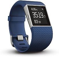 【日本正規代理店品】Fitbit フィットネススーパーウォッチ Surge Large Blue FB501BUL-JPN FB501BUL-JPN