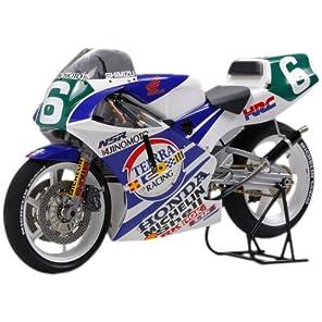 タミヤ 1/12 オートバイシリーズ No.110 AJINOMOTO ホンダ NSR250 1990 プラモデル 14110