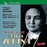 Legacy of Maria Yudina Vol. 11 - Mozart: Piano Concertos Nos.20, 23