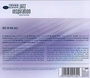 JAZZ INSPIRATION:BEST BAR