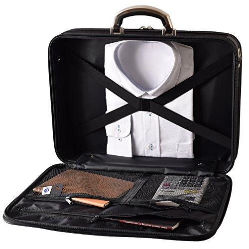 (バジェックス)BAGGEX ソフトアタッシュケース A3 日本製 46cm 24-0284