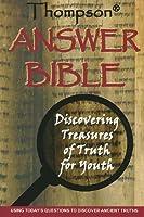 Thompson Answer Bible [並行輸入品]