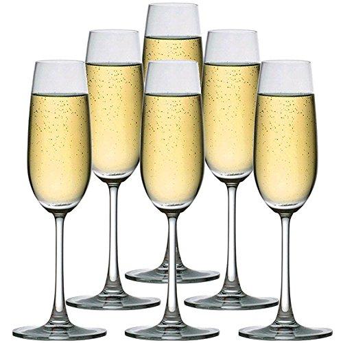 オーシャン シャンパングラス フルートシャンパン 210ml...