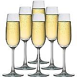 オーシャン シャンパングラス フルートシャンパン 210ml マディソン 1015F07 6個セット