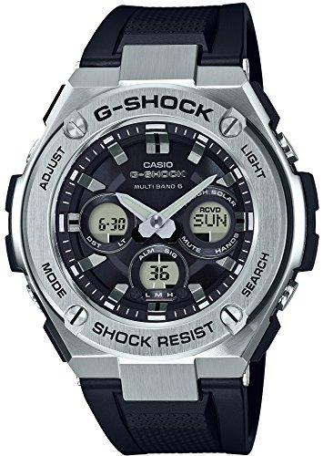 [カシオ]CASIO 腕時計 G-SHOCK ジーショック G-STEEL 電波ソーラー GST-W310-1AJF メンズ