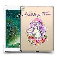 Head Case Designs キリング・イット サシー・ユニコーンズ iPad Pro 12.9 (2017) 専用ハードバックケース