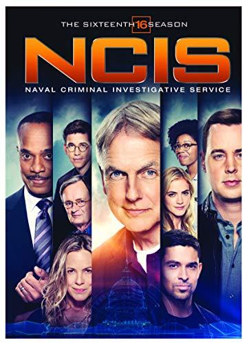 NCIS: Naval Criminal Investigative Service: The Sixteenth Season [DVD]