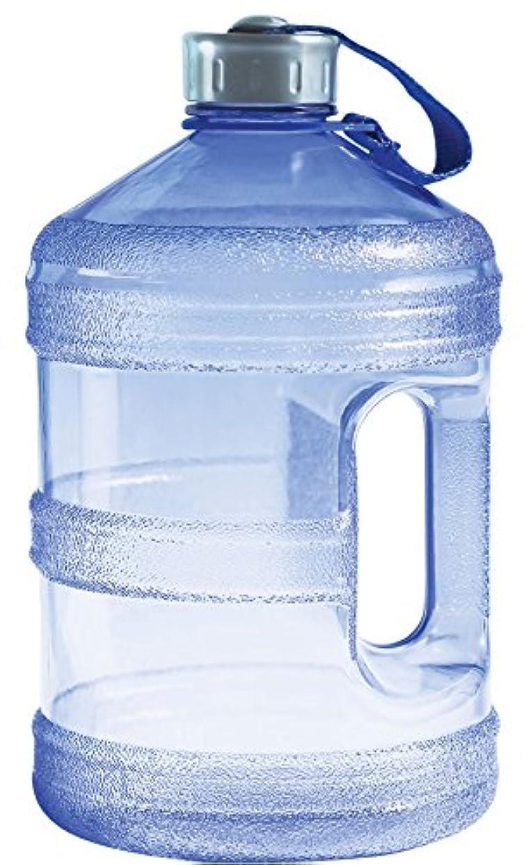 勇気メトロポリタン最もNew Wave Enviro Products - ハンドルを再利用可能なボトル ラウンド エンバイロ ボトル - 1 ガロン