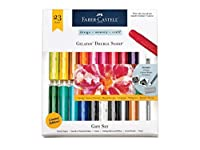 D-M-C Mix & Match Gelatos Double Scoop 23pc Gift Set by Faber Castell