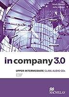 In Company 3.0 Upper Intermediate Level Class Audio CD