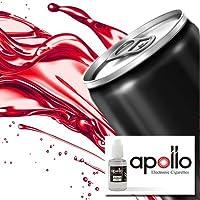 電子タバコ用リキッド Apollo アポロ All Nighter(オール・ナイター) 10ml ニコチン0mg