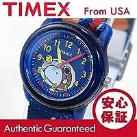 Timex/タイメックス TW2R41800 Peanuts/ピーナッツ スヌーピー ウッドストック 子供用 キッズウォッチ 腕時計