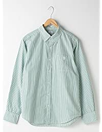 (コーエン) COEN タイプライターストライプボタンダウンシャツ 75106028017
