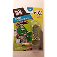 1 TECH DECK 96mm FINGERBOARD - ENJOI BOARD (Board Series 1/6) - New [並行輸入品]