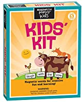 Kid's Kit: Magnetic Words for Creative Fun and Learning! (Magnetic Poetry Kids)
