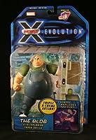 The Blob W / Exploding Truck Grills X - Men : Evolutions Forceアクションフィギュア