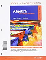 Algebra for College Students, Books a la Carte Edition (8th Edition)